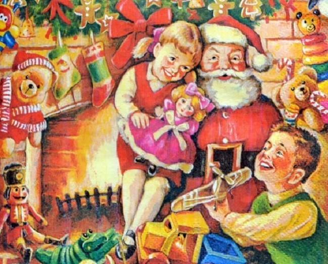 Особенности заказа детских новогодних подарков