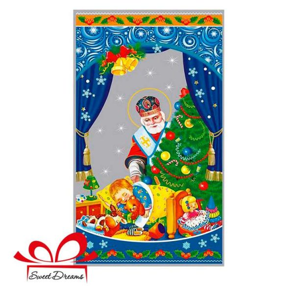 Подарки на день Святого Николая сладости