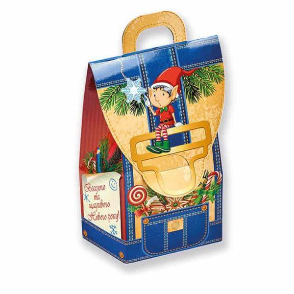 Детские сладкие подарки в рюкзачке