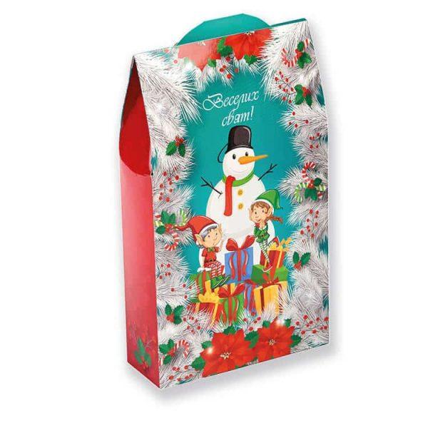 Сладкие наборы новогодние для детей