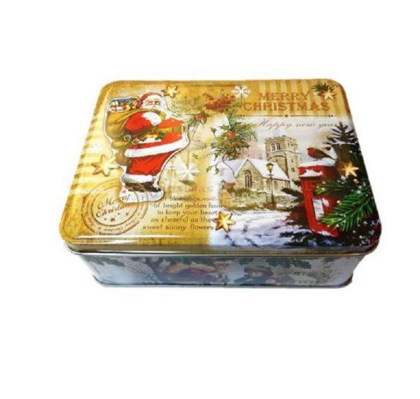 Подарки новогодние конфеты в коробке