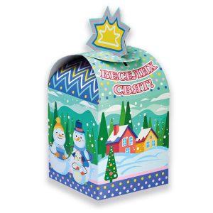 Новогодний сладкий подарок 250 гр