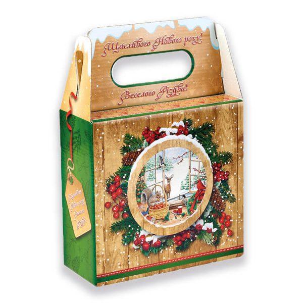 Оригинальные новогодние подарки конфеты