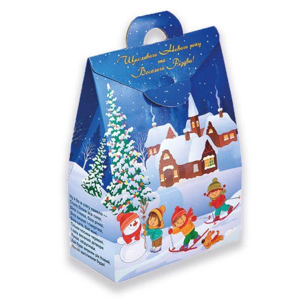 Подарки новогодние для детей 600 гр