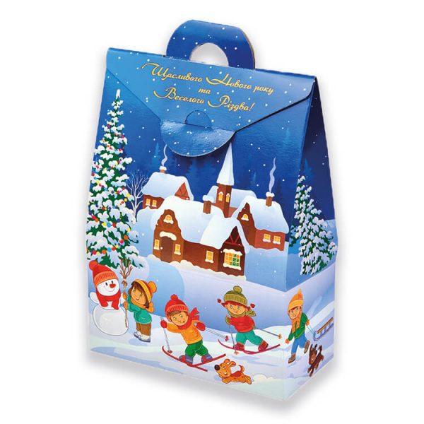 Сладости детские новогодние подарки