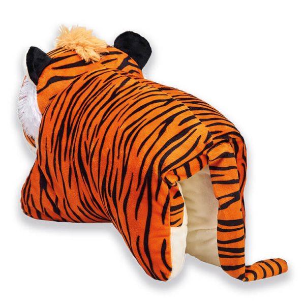 Сладкий новогодний подарок Тигр Подушка, 800 г