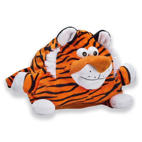 Сладкий новогодний подарок Тигр Троша, 600 г.